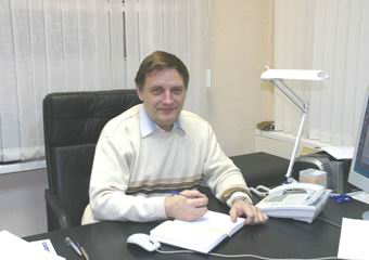 CEO «Argo-Center» Igor Albertovich Kashmanov